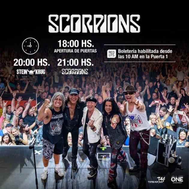 scorpions-horarios