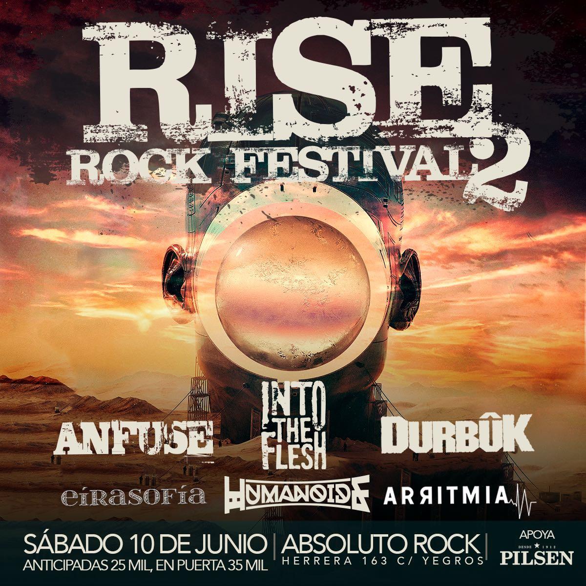 Rise Rock Festival 2